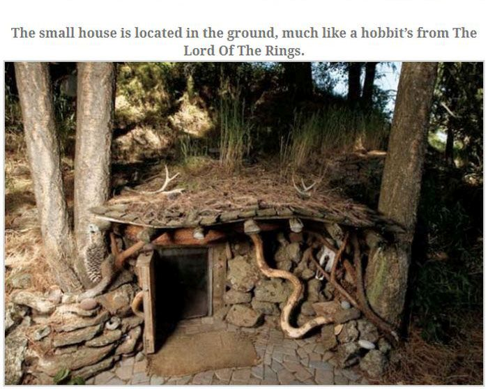 Own Hobbit Hole (10 pics)