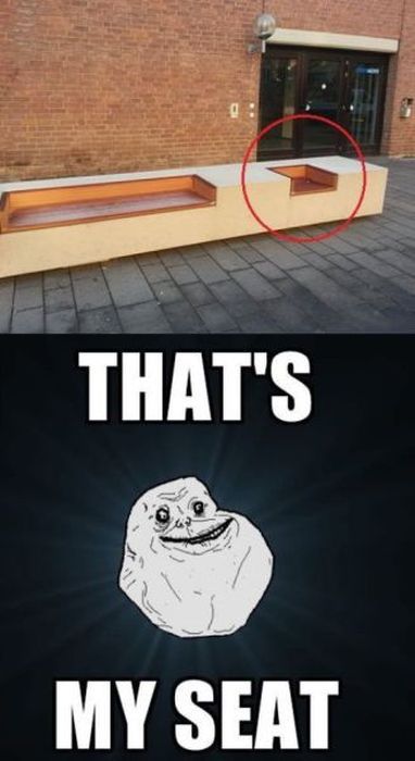 Forever Alone. Part 6 (49 pics)