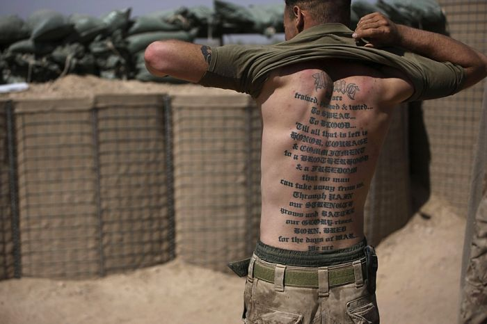 Soldiers From All Over the World (100 pics)