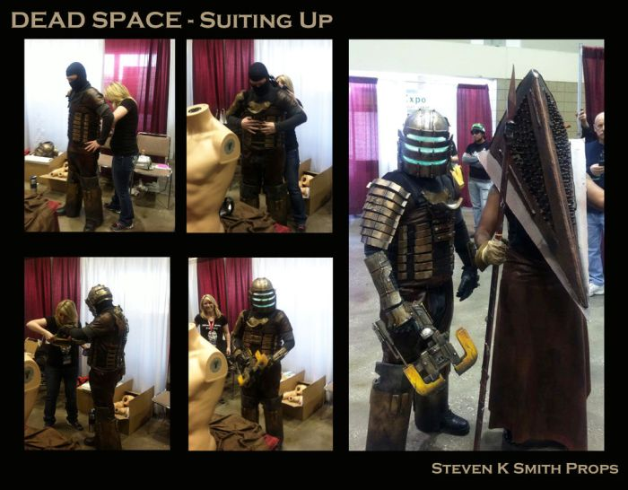 Isaac Clarke Level 3 Suit (51 pics)