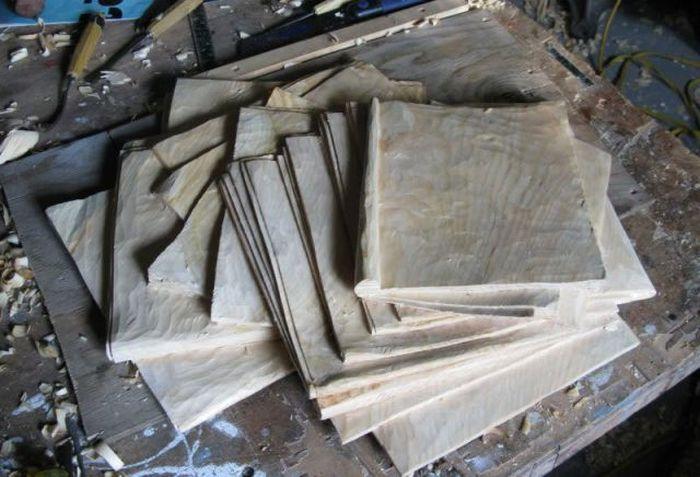 Hyper-Realistic Wood Sculpture (10 pics)