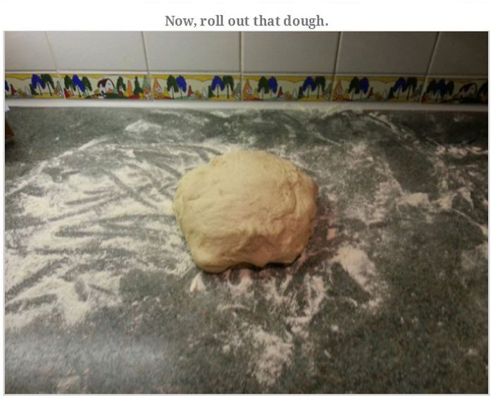 Mystery Pizza Bread Recipe (32 pics)