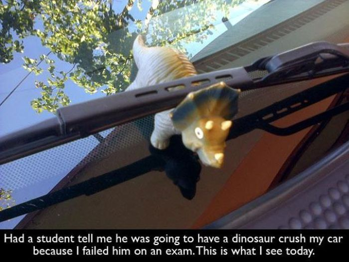 Funny Photos About Students (40 pics)