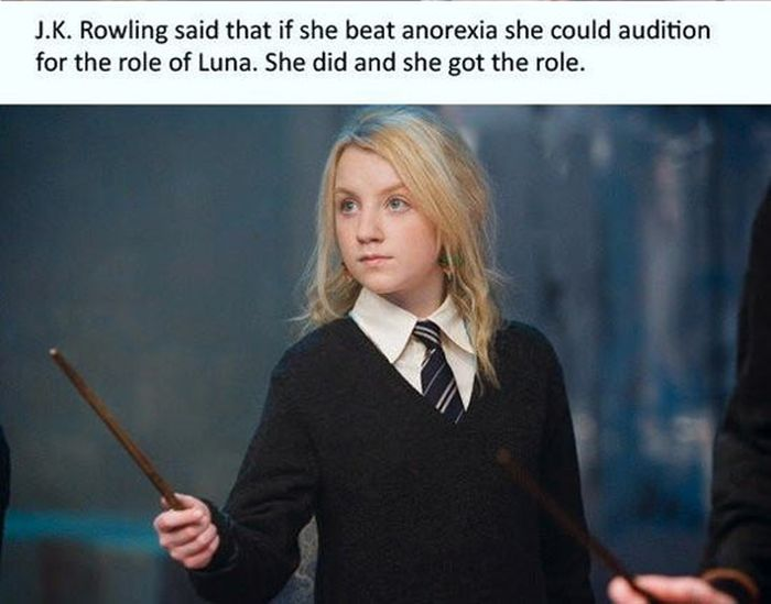 The Story of Evanna Lynch (5 pics)