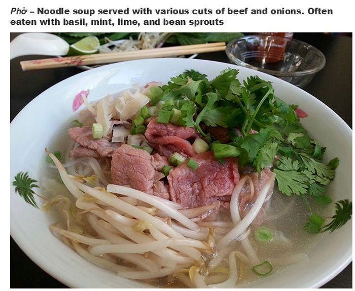 The Best of Vietnamese Food (18 pics)