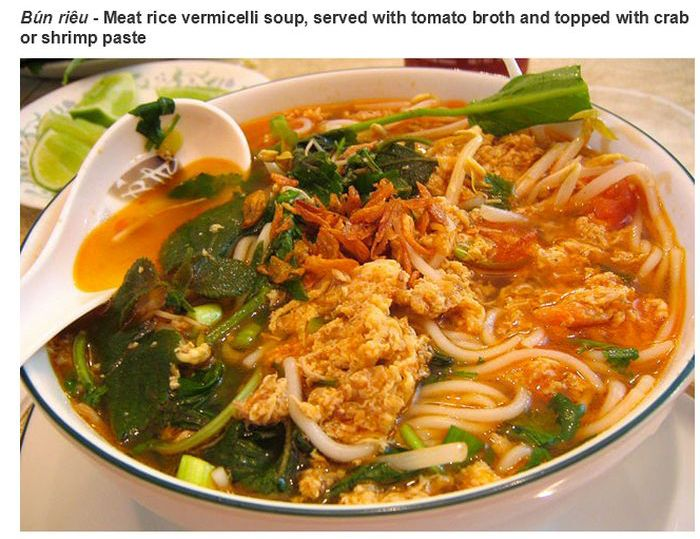 The Best of Vietnamese Food (18 pics)