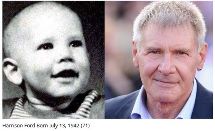 Celebrity Baby Photos (40 pics)