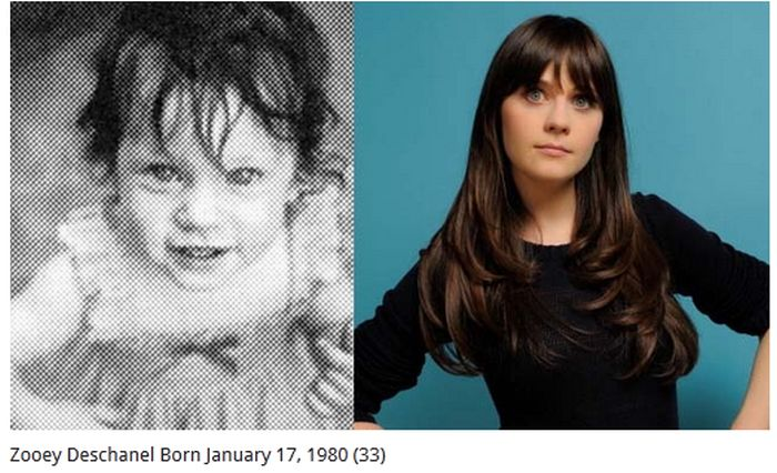 Celebrity Baby Photos (40 pics)