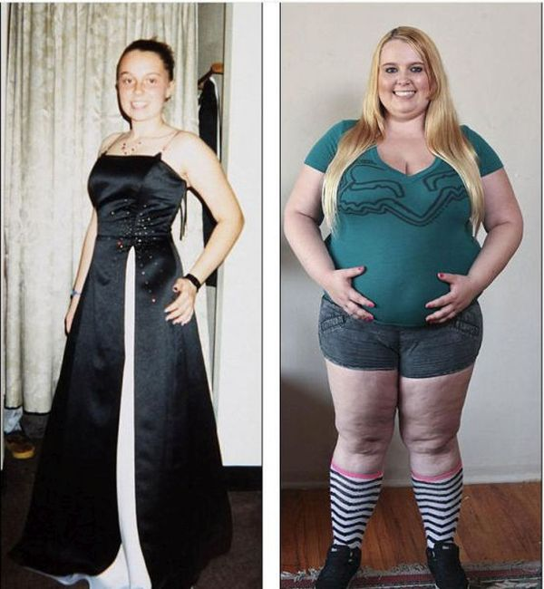Tammy Jung Wants to Be Obese (15 pics)