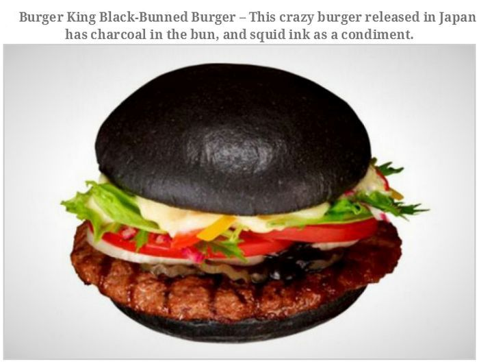 Crazy Fast Food Creations Ever Concocted (20 pics)