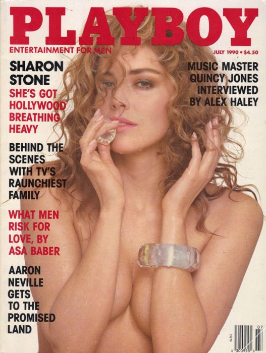 Celebrities on Playboy Covers (15 pics)