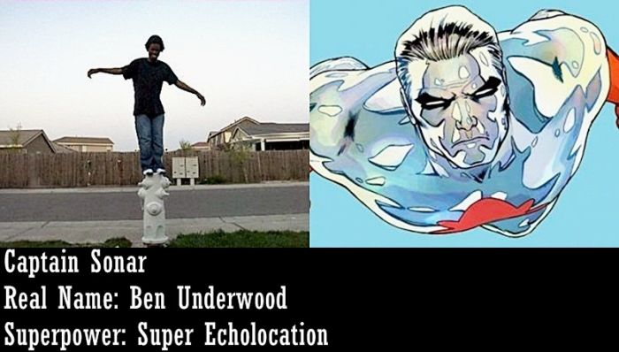 Superheroes in Real Life (15 pics)