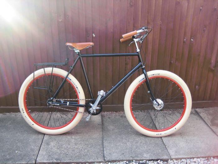 Unusual Bikes (50 pics)