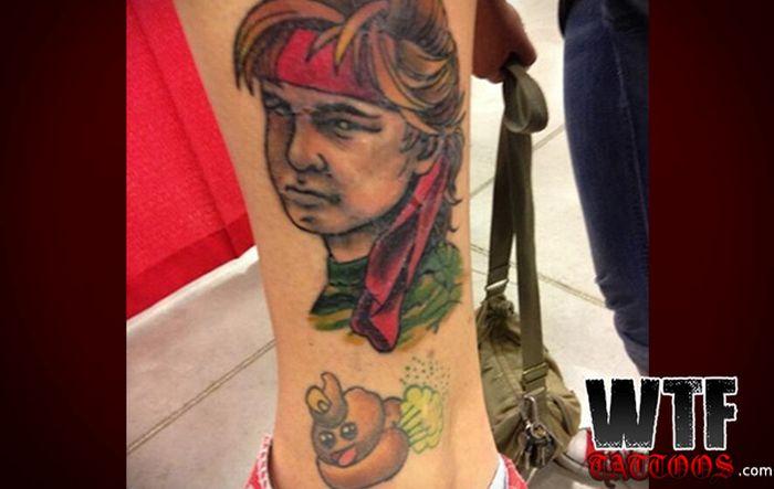 Celebrity Tattoos (40 pics)