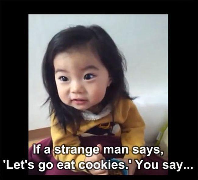 Cutest Lesson Ever (9 pics)