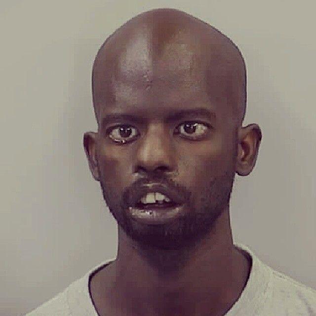 Funny Black Guy Meme Face : Scary mugshots pics