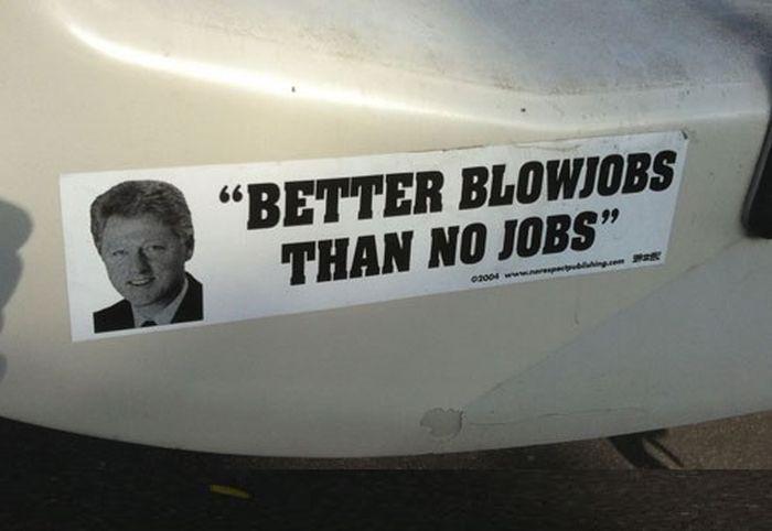 Funny bumper stickers 28 pics