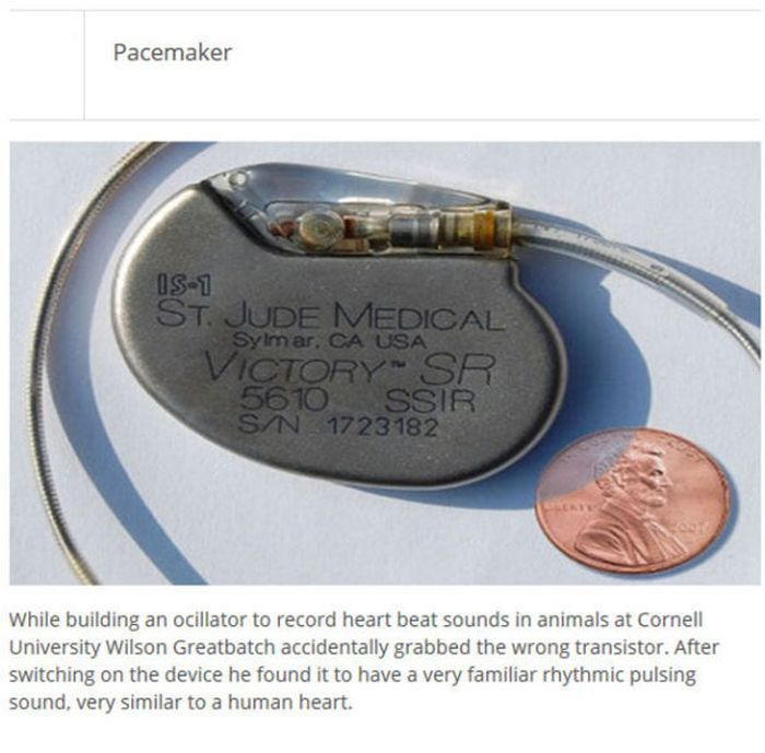 Totally Accidental Discoveries (25 pics)