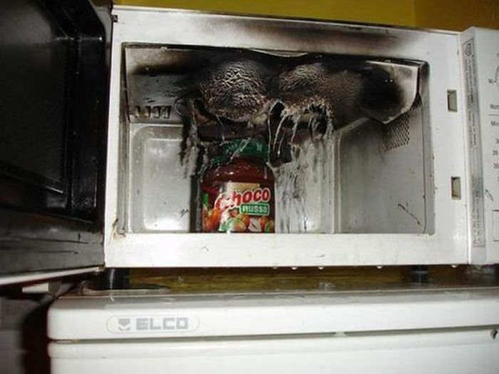 Kitchen Disasters (37 pics)