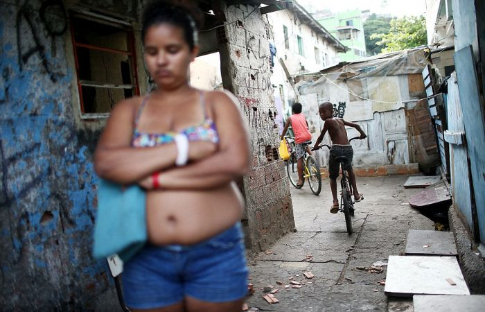 Welcome to Rio Slums (39 pics)
