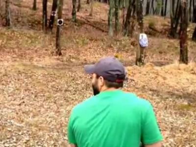 Shooting a Tree Was a Bad Idea