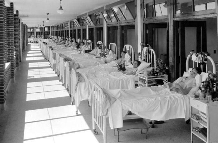 Waverly Hills Sanatorium (47 pics)