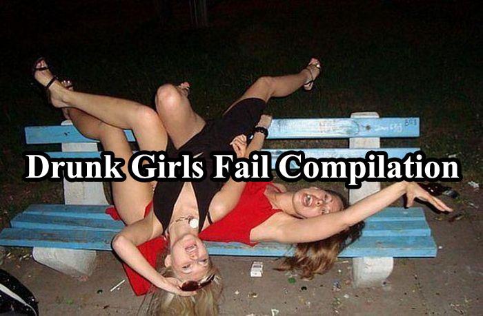 Drunk Girls Fail Compilation