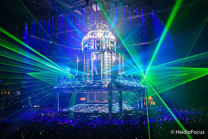 Cool EDM Festival Stages (27 pics)