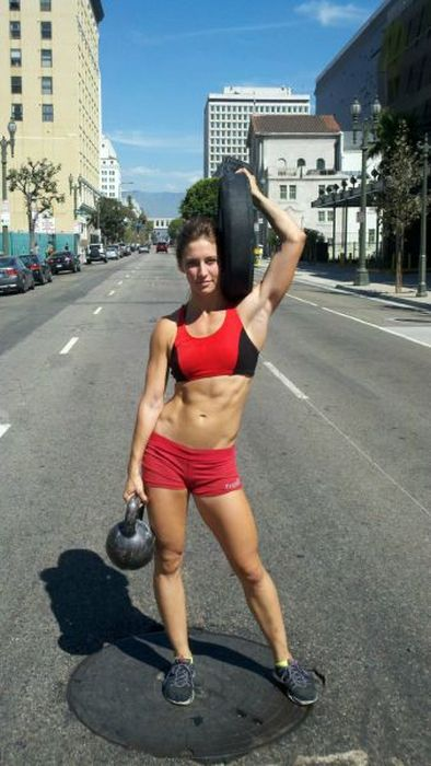 Cute Fit Girls (46 pics)