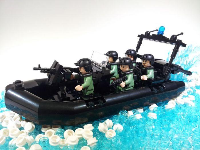 Military Legos (52 pics)