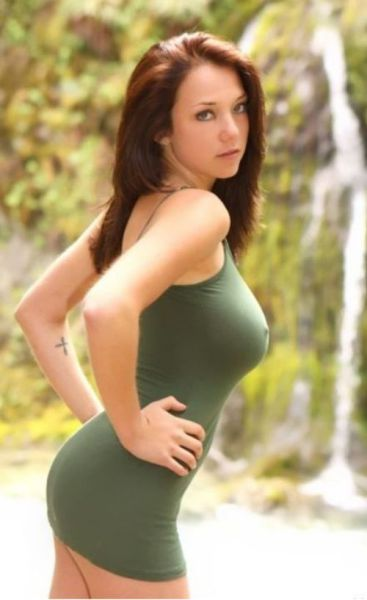 Pretty Girls In Tight Dresses Part 13 46 Pics-1225