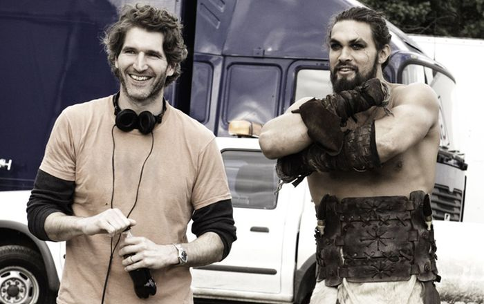 Game of Thrones. Behind the Scenes (40 pics)