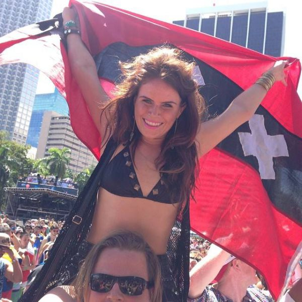 Girls of 2014's Ultra Music Festival (57 pics)