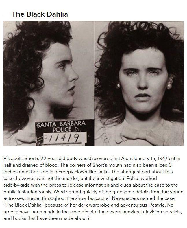 Bizarre Unsolved Crimes (9 pics)