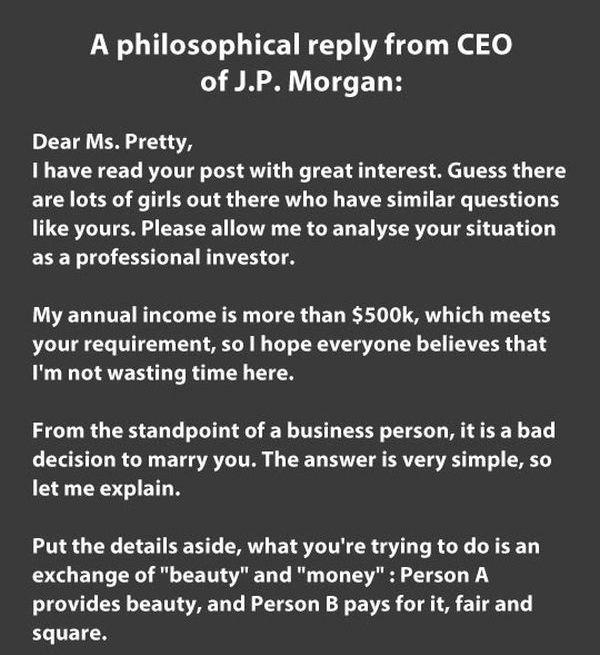 Beauty vs Money (5 pics)