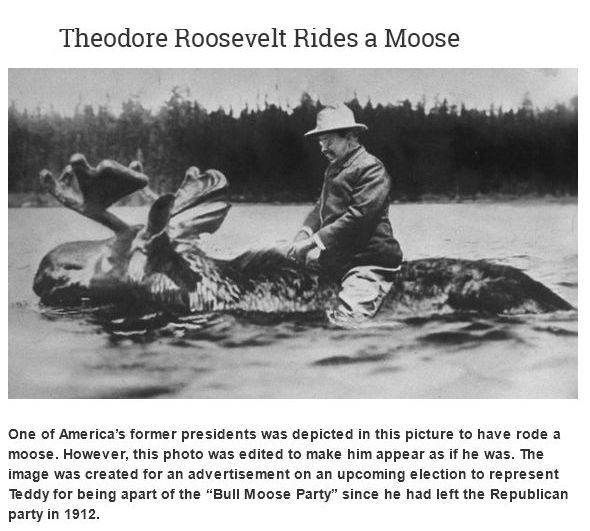 Historical Hoaxes (21 pics)