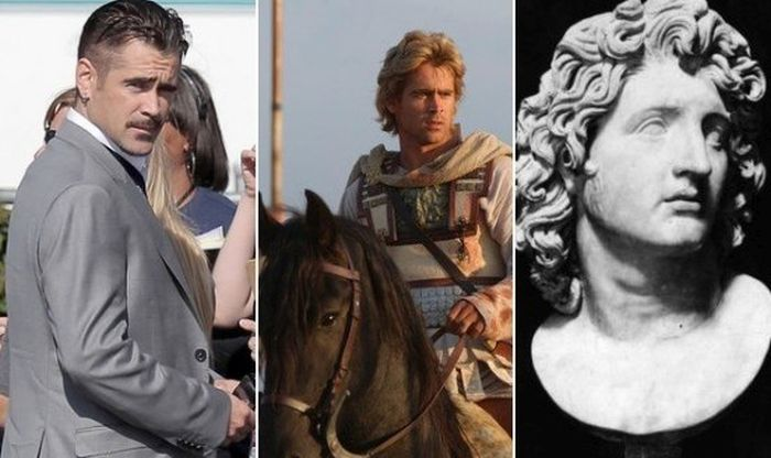 Actors And the Real Life Characters (25 pics)