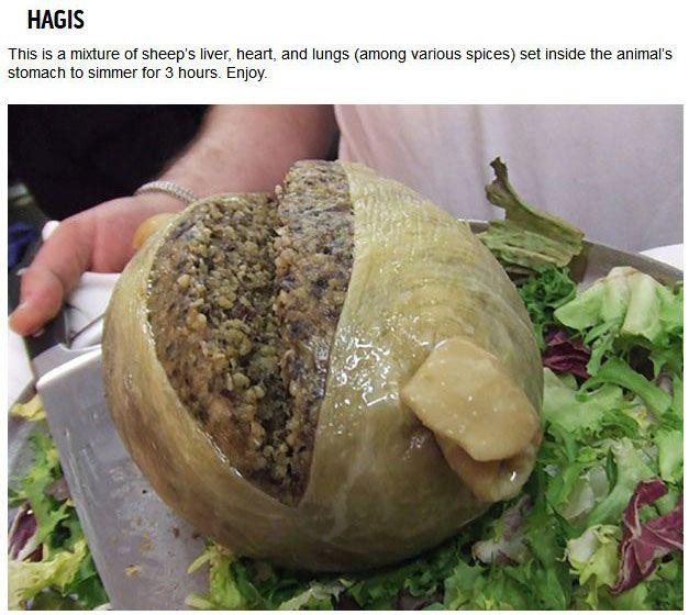 Disgusting Things People Eat (8 pics)