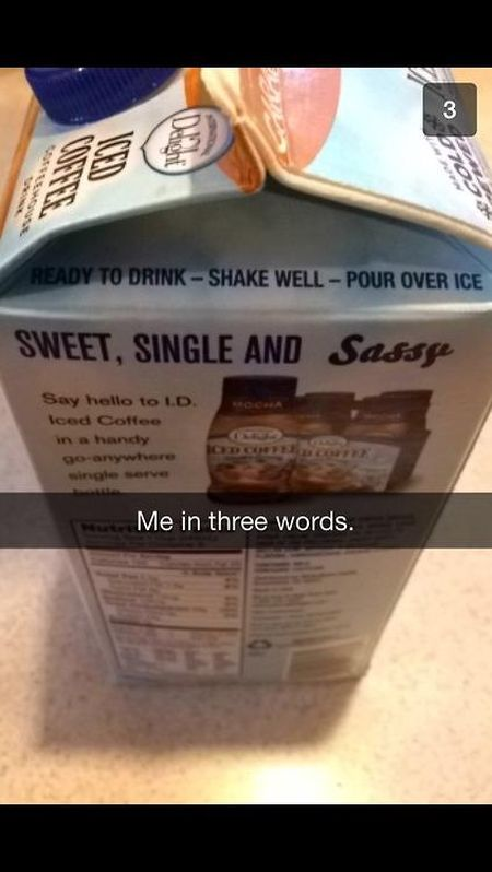 Funny Snapchat Photos. Part 2 (24 pics)