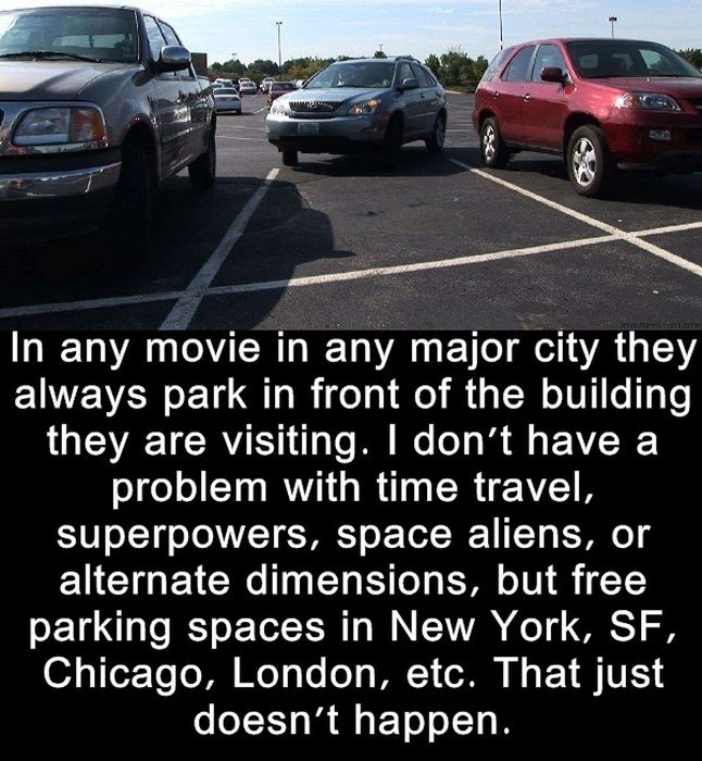 Annoying Movie Mistakes (26 pics)