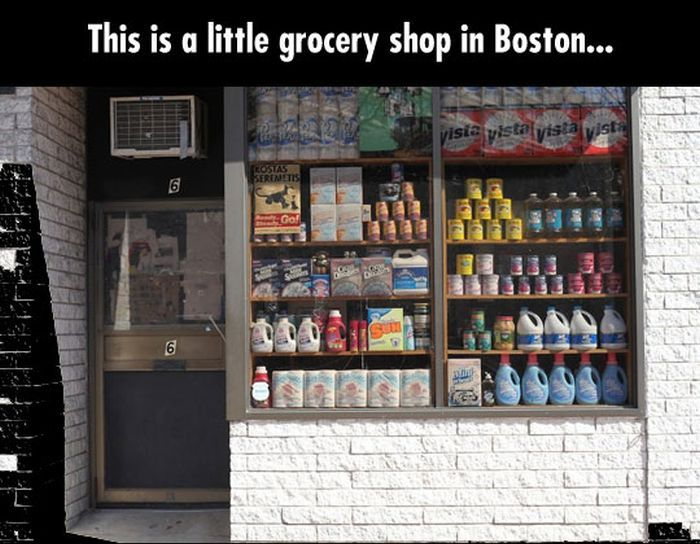 Secret Store in Boston (9 pics)