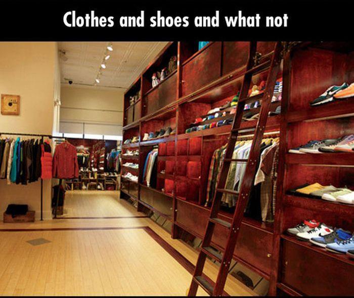 Secret Store in Boston (9 pics)