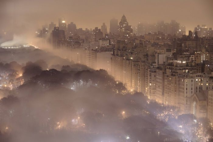 Breathtaking Photos of New York (35 pics)