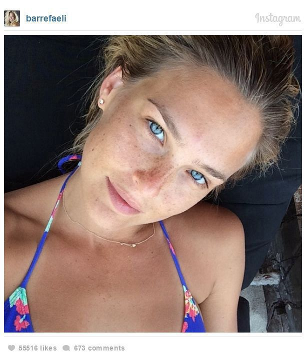 Celebrities Without Makeup on Instagram (28 pics)
