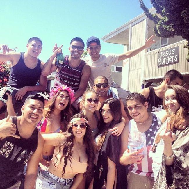 Girls Of Deltopia Spring Break Party 53 Pics-8168