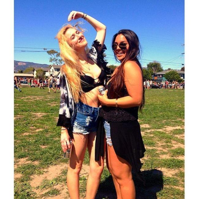 Girls of Deltopia Spring Break Party (53 pics)