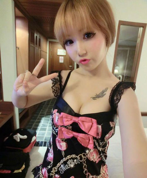 Chinese Barbie Girl Yun Tang (14 pics)