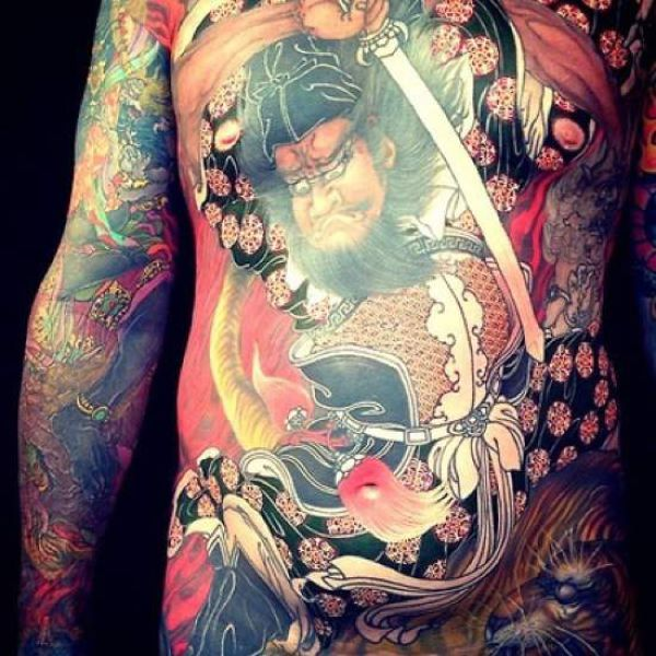 Awesome Tattoos (60 pics)