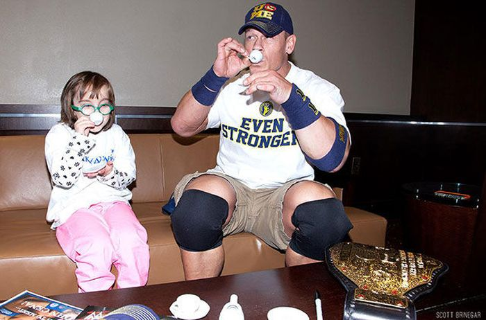 John Cena is a Very Good Man (25 pics)