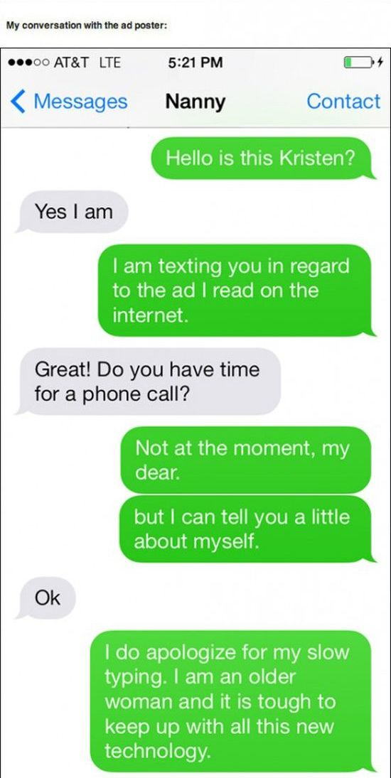 Funny Text Message Prank (8 pics)